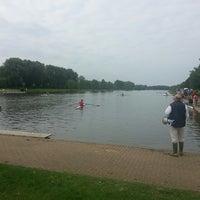 Photo taken at Peterborough City Rowing Club by Jasper N. on 5/31/2014