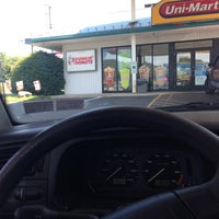 Photo taken at Dunkin' Donuts by DJ Chubby C on 7/16/2013