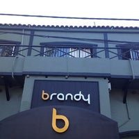 Photo taken at Brandy by Tomas F. on 2/26/2013