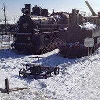 Снимок сделан в Центральный музей Октябрьской железной дороги пользователем Vladimir B. 3/24/2013
