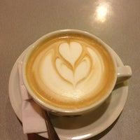 Photo taken at Tradiciones Latte Art Café by Clau B. on 2/22/2013