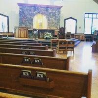 Photo taken at St. Joan of Arc Catholic Church by Shay B. on 5/24/2015