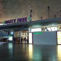 Photo taken at Terminal B (KBP) by Elena L. on 11/6/2012