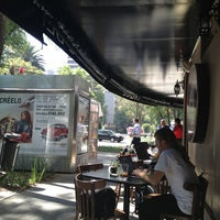 Photo taken at Café del Parque by Nacho M. on 2/25/2013
