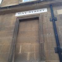 Photo taken at Gay Street by Luiz Felipe on 2/23/2014