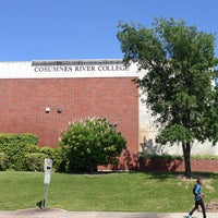 Photo taken at Cosumnes River College by Susan on 5/9/2013