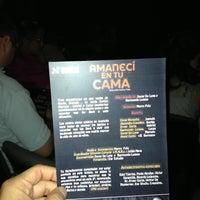 Photo taken at Teatro IMNRC by JuanMar R. on 9/27/2012