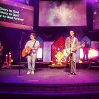 Photo taken at Compass Christian Church by Christie V. on 9/16/2012