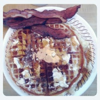Photo taken at Waffle House by Christie V. on 12/24/2012