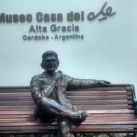 Photo taken at Museo Casa Ernesto Che Guevara by Agustín T. on 1/19/2015