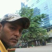 Photo taken at Jl. Denpasar by Drajat E. on 11/16/2012