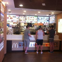 Photo taken at McDonald's by Олег Г. on 4/13/2013