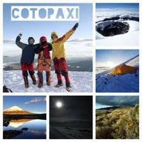 Photo taken at Parque Nacional Cotopaxi Caspi Entrada by Torsten on 5/22/2014