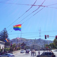 Photo taken at The Castro by Diana K B. on 6/29/2014