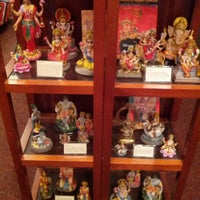 Photo taken at Crazy Wisdom Bookstore & Tea Room by Soumya on 5/15/2013