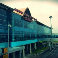 Photo taken at Selaparang International Airport (AMI) by Ary R. on 1/25/2014