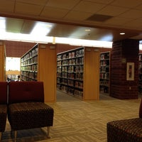 Photo taken at Durham County Library - East Regional by caroline a. on 8/11/2013