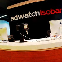 Photo taken at AdWatch Isobar by Katy S. on 7/1/2013