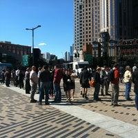 Foto tirada no(a) Dewey Square por Gibran G. em 9/24/2012
