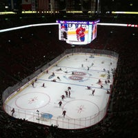 Photo taken at Bell Centre by Drew B. on 3/2/2013