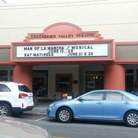 Photo taken at Greenbrier Valley Theatre by Kelly S. on 6/21/2014