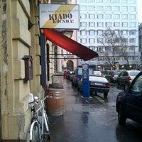 Das Foto wurde bei Kiadó Kocsma von Chef M. am 2/2/2013 aufgenommen