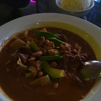 Photo taken at Siam Rice by Pablo R. on 10/11/2015