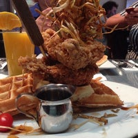 Photo taken at Hash House A Go Go by Chris T. on 9/21/2013