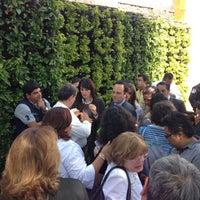 Photo taken at Parque de Bolsillo by Abraham T. on 2/21/2013