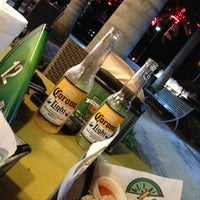 Photo taken at Lime Fresh Grill by Krista K. on 1/10/2013