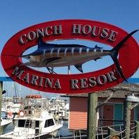 Photo prise au Conch House Restaurant par Bucky P. le2/2/2013
