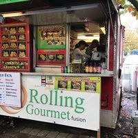 Photo taken at Rolling Gourmet Fusion by tim b. on 10/7/2016