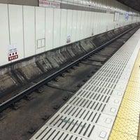 Photo taken at Shinjuku Line Shinjuku Station (S01) by まさ . on 2/5/2013