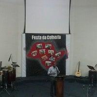 Photo taken at Igreja Batista em Vila Nova Cachoeirinha by Thales d. on 11/23/2013