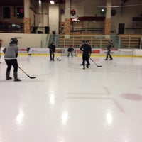 Photo taken at Duluth Heritage Sports Center by Bree T. on 4/19/2014