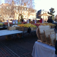 Photo taken at Old Town Farmers' Market by kristina k. on 1/5/2013