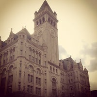 Photo taken at Old Post Office Pavilion by Sarah H. on 2/28/2013