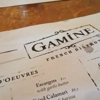 Photo taken at Gamine by Vince T. on 12/2/2012