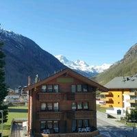 Das Foto wurde bei Alpenhotel von Anna V. am 4/24/2017 aufgenommen