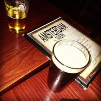 Photo taken at Amsterdam Tavern by Col M. on 4/19/2013