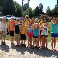 Photo taken at Camp Brosius by Laura K. on 7/12/2013