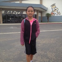 Photo taken at Santa Clara High School by Miko F. on 6/23/2014