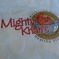 Photo taken at Mighty Khan's by Korrie S. on 2/12/2013