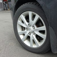 5/14/2013にYury N.がBangor Tire Companyで撮った写真