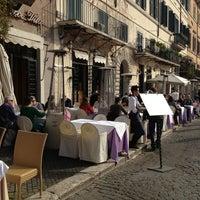 Photo taken at Cafe Bernini by Olenka E. on 2/15/2013