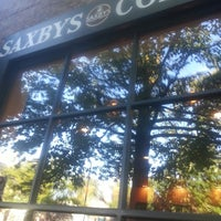 Photo taken at Saxbys Coffee by Michael H. on 9/22/2013