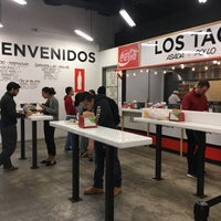Photo taken at Los Tacos No. 1 by Letícia T. on 10/29/2017