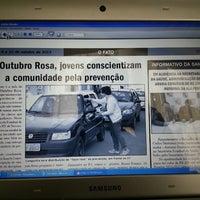 Photo taken at Jornal O Fato by Marcelo R. on 10/10/2013