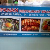 Photo taken at Tipanan Filipino Restaurant by Errolmot I. on 4/18/2014