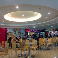 Photo taken at Al Wahda Food Court by Errolmot I. on 12/10/2012